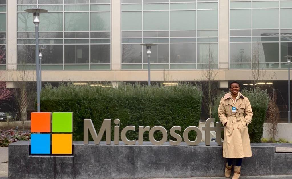Ivy Barley Microsoft Developers In Vogue