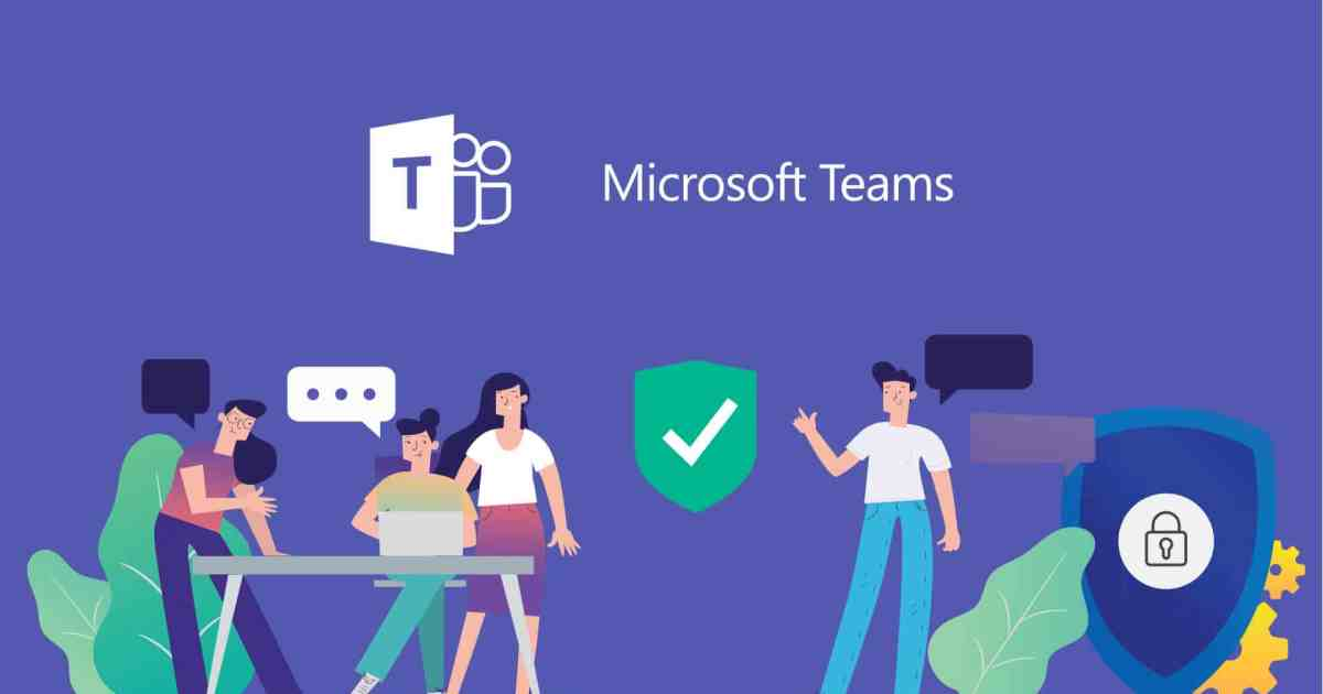 Microsoft Teams accommodate