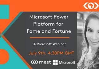 power platform MEST Microsoft Africa