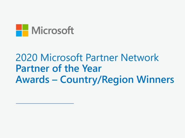 Microsoft partner awards Africa 2020 country winners