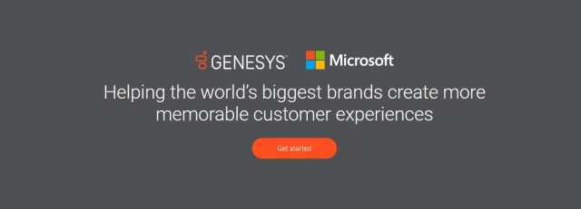 contact centres New Genesys Microsoft Teams South Africa