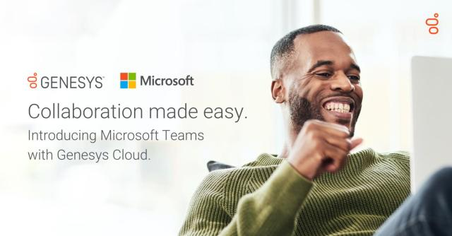 contact centres New Genesys Microsoft Teams South Africa enterprise