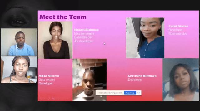 safe@home hackathon microsoft south africa winners