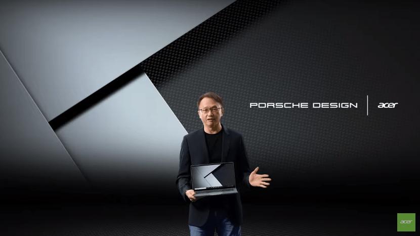 Acer Book RS Porsche Design laptop