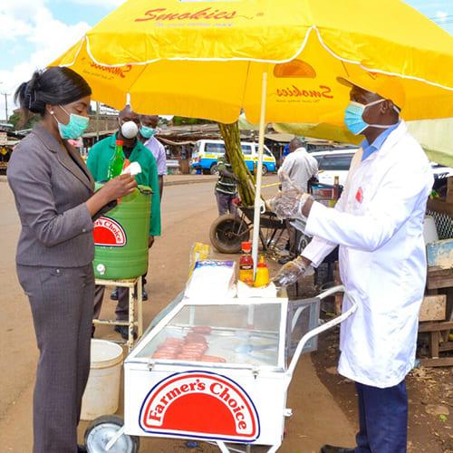 farmer's choice kenya microsoft meat