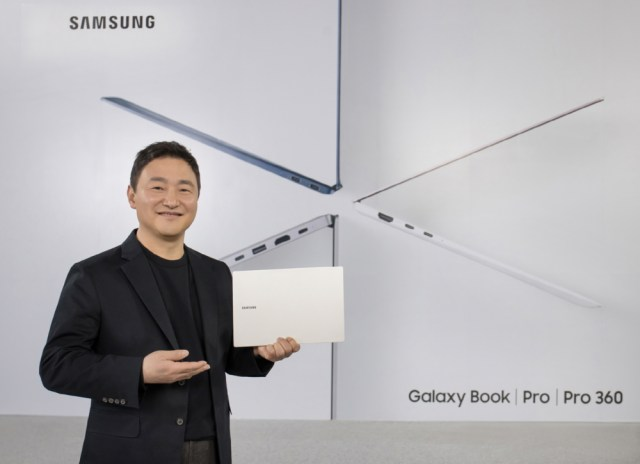 Samsung Galaxy Book Pro and Galaxy Book Pro 360