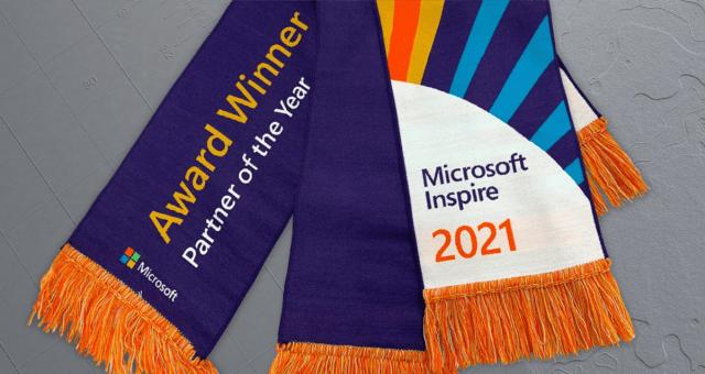 Microsoft Partner award Africa