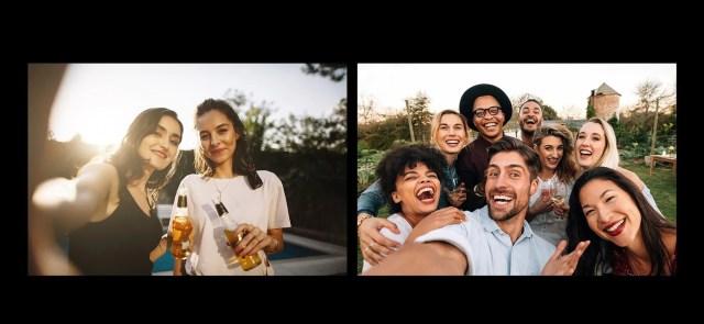 TECNO phantom X selfie camera 48mp