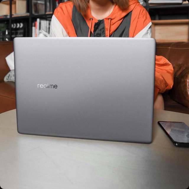realme Windows partner ecosystem realme book laptop