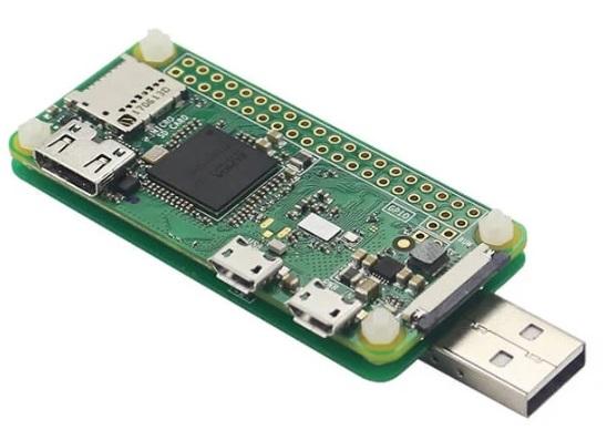 Pi-Zero-W-USB-Addon-Board