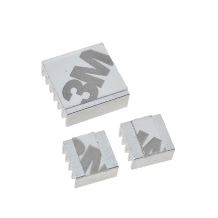 Raspberry Pi Heatsink Kit | Microsolution