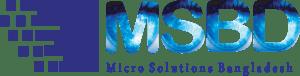 Micro Solutions Bangladesh Logo