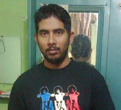 Raju Ahamed, Lead Designer