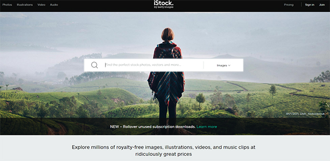 save more with istock