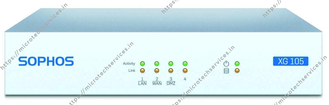 XG 105 Firewall - Sophos Firewall Appliance Suppliers, Dealers and