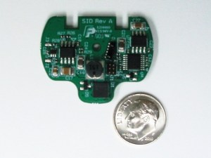 Heart Pump device - interface part A