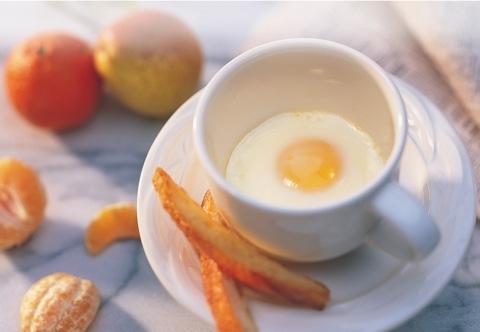 Microwave Fried Egg