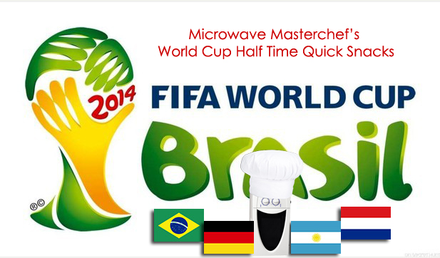 Brazil 2014 World Cup Quick Snacks