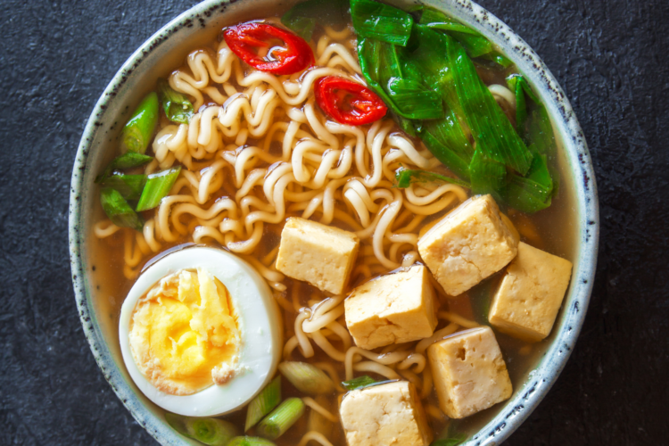 how to make ramen in the microwave