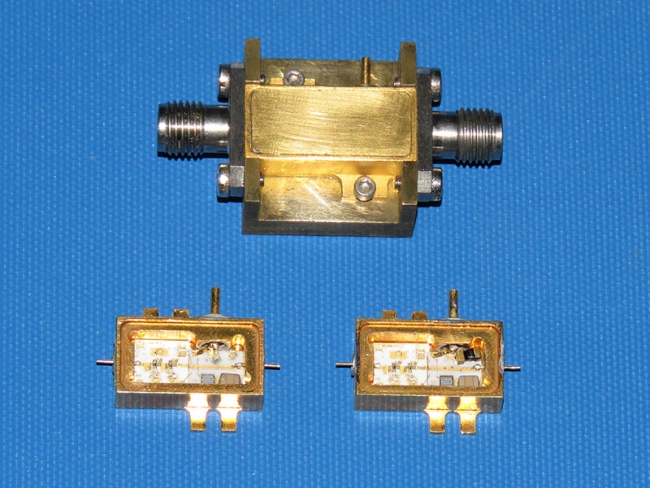 Designed Utilizing The Company S Leading Amplifier And Rf Ic Expertise