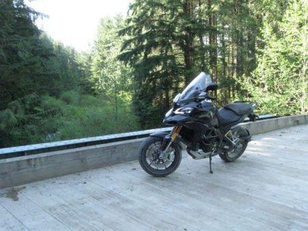 The Ducati MTS 1200S Multistrada