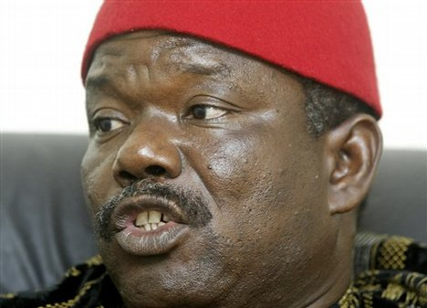 "LIBERIA: Former Warlord Prince Johnson: ""I Don't See Why I Should Be Kingmaker And Not King""!"