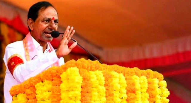 Telugu news KCR campaign promotion ... 4th day .. houses in 3 districts …