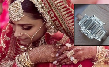 Telugu News The Internet's Obsessing Over Deepika Padukone's Ring, Reportedly Worth A Couple Of Crores