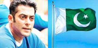 Telugu News Salman khan Hoist pakistan flag as part of bharat movie locals fire on incident.