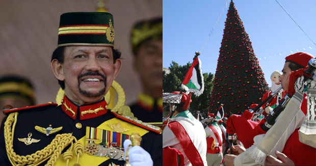 Telugu news Brunei and other Islamic, communist countries bans Christmas Sultan warns those celebrating could face up to five years in jail in Brunei