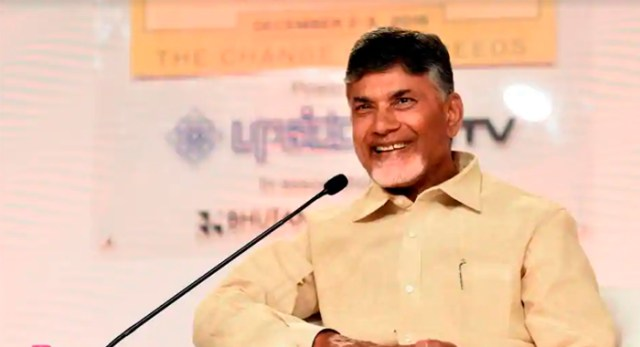 Telugu news Chandrababu's endless happyness ... the reason is this ..