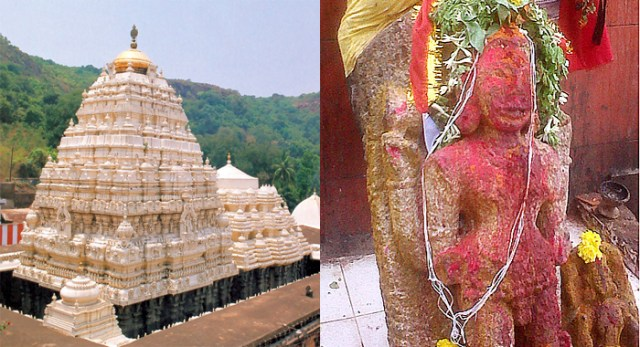 Telugu News Tantric worship at the Simhachalam Temple.. Poojaris And Temple EO
