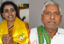 Telugu news TRS is leading in Kukatpally, Jagityal as nandamuri suhasini and jeevan reddy set back in counting