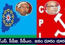 Telugu news Lost Results of the TJS and CPI.