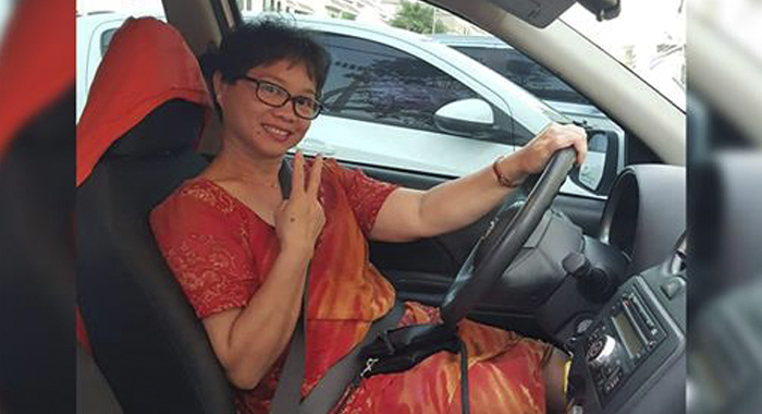 Telugu news Filipina nanny reseives car as gift from employer