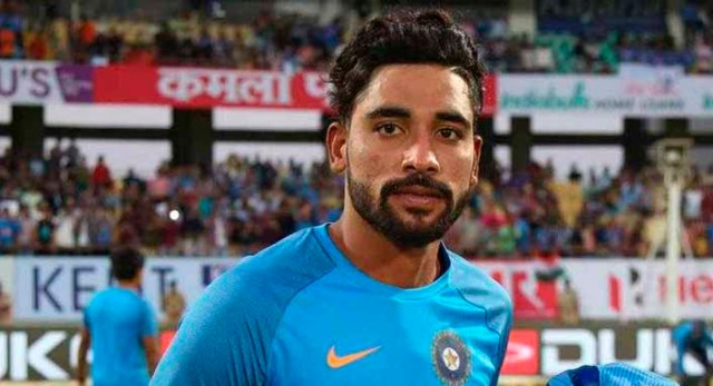 Telugu News jasprit bumrah rested for India australia oneday international series and mohammed siraj taken into team
