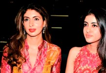 Telugu News Shweta Bachchan on Navya joining Bollywood: Don't want another family member to be in this business