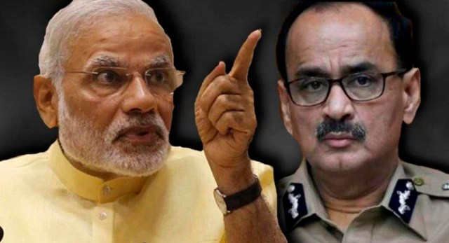 Telugu news Ousted from CBI, sent to put out fire, Alok Verma resigns from Indian Police Services