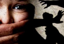 Telugu News two people try to kidnap a girl on festive day in andhra pradesh .