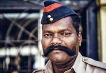 Telugu news PAC cops with robust moustache to be awarded in Uttar Pradesh