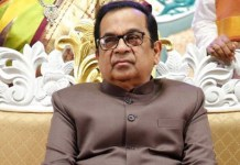 Telugu news tollywood top comedian brahmanandam suffered heart attack .