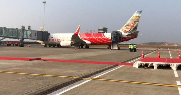 Telugu News Air India Express Passengers Suffer Nasal Bleeding Soon After Flight Takes Off From Muscat...
