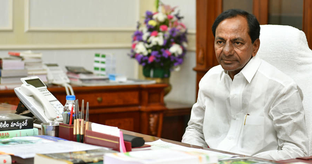 Telugu news KCR is silent about Bengal and AP status .. Because …  ......