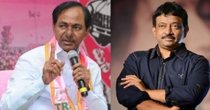 Director ram gopal varma interested to make telangana cm kcr biopic.
