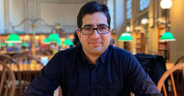 Former IAS Officer Shah Faesal to Launch Political Party in Srinagar Today