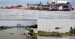 Iraq ferry sinking Nearly 100 dead' in Tigris river.