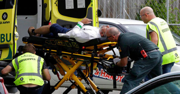 New Zealand Many dead in Christchurch's twin mosque shootouts