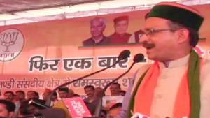 Will chop off the hands of anyone raising a finger at BJP leaders: Satpal Singh Satti