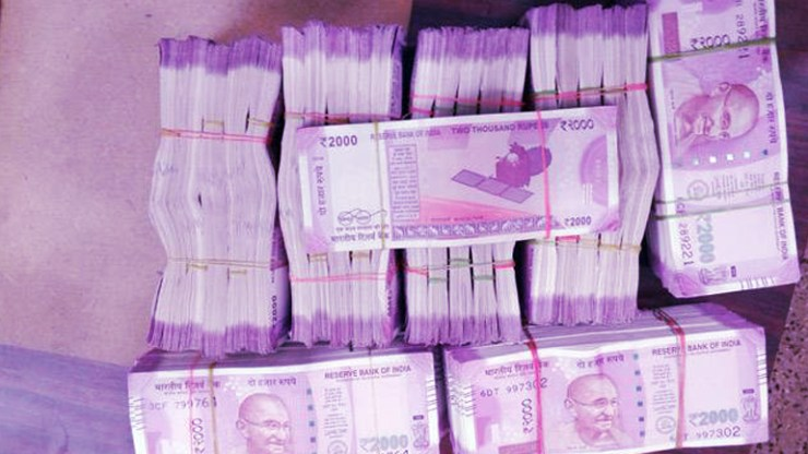 Tamil nadu Vellore lok sabha constituency polls cancelled Money used cash seized to influence voters president accepted Election commission recommendation