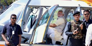 Lok Sabha Polls 2019 odisha poll Officer Mohammed Mohsin Checks PM Modi's Chopper In Odisha, Suspended By Election Commission